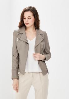 Куртка кожаная Karen Millen