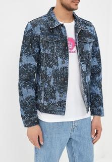 Куртка джинсовая Obey