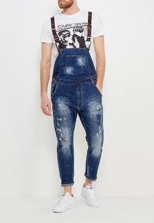 Комбинезон джинсовый Y.Two