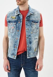 Жилет джинсовый Wrangler