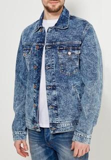 Куртка джинсовая Wrangler