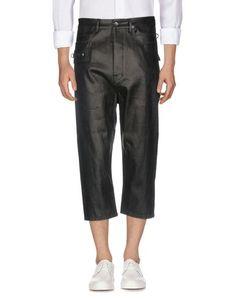 Джинсовые брюки-капри Rick Owens
