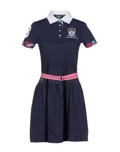 Короткое платье Beverly Hills Polo Club