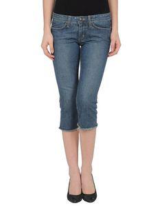 Джинсовые брюки-капри Habitual