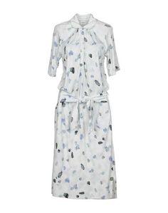 Платье длиной 3/4 Armani Collezioni