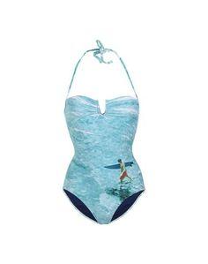 Слитный купальник Albertine