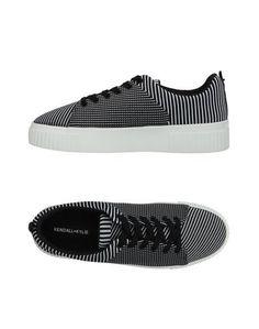 Низкие кеды и кроссовки Kendall + Kylie