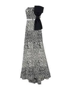 Длинное платье Raluca Mihalceanu