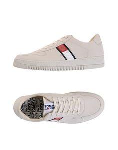 Низкие кеды и кроссовки Tommy Jeans