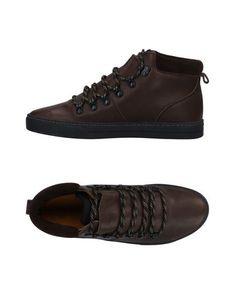 Высокие кеды и кроссовки Clae
