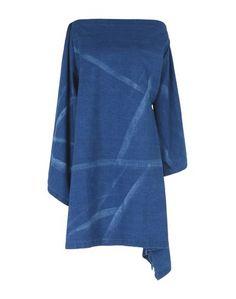Платье до колена Yohji Yamamoto