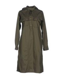 Короткое платье F W K Engineered Garments