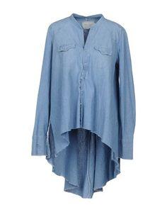 Джинсовая рубашка Greg Lauren