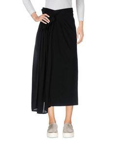 Джинсовая юбка YS Yohji Yamamoto