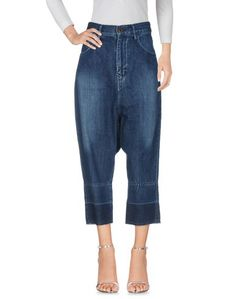 Джинсовые брюки YS Yohji Yamamoto