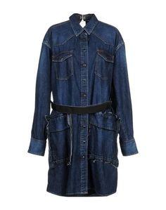 Джинсовая верхняя одежда Sacai
