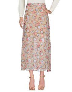 Длинная юбка Nudha