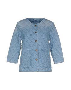 Джинсовая верхняя одежда Barbour