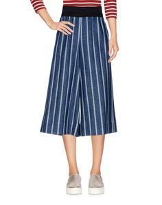 Джинсовые брюки-капри Libertine Libertine