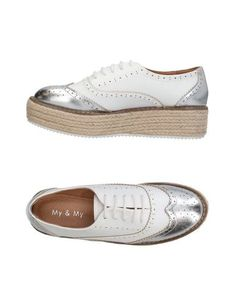 Обувь на шнурках MY & MY