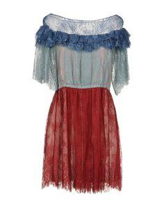 Короткое платье Dries Van Noten