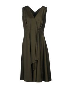 Платье до колена Jil Sander Navy