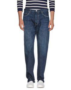 Джинсовые брюки Yohji Yamamoto Pour Homme