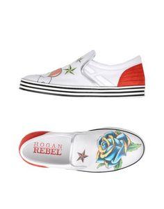 Низкие кеды и кроссовки Hogan Rebel