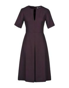 Платье до колена Maison Laviniaturra