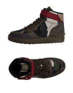 Высокие кеды и кроссовки Valentino Garavani