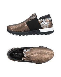 Низкие кеды и кроссовки Alberto Bressan