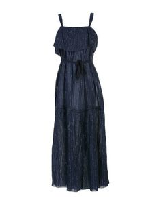 Длинное платье Leon & Harper