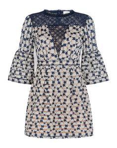 Короткое платье Foxiedox