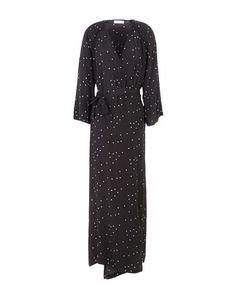 Длинное платье Moss Copenhagen