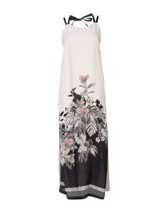 Длинное платье Icona by Kaos