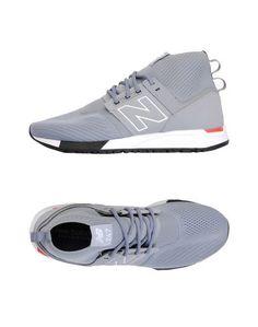 Высокие кеды и кроссовки New Balance