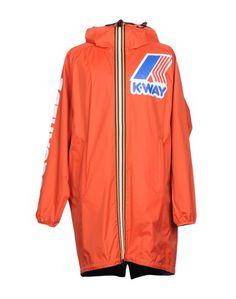 Легкое пальто Dsquared2 x K Way