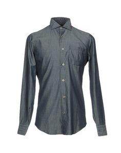 Джинсовая рубашка Massimo LA Porta