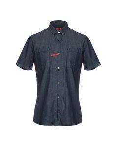 Джинсовая рубашка Hugo Boss