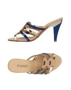 Сандалии Jeannot