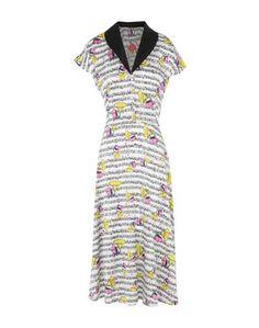 Платье длиной 3/4 Ultrachic