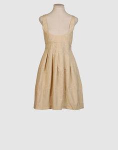 Платье длиной 3/4 Moschino Cheap and Chic