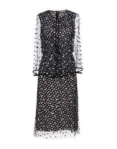 Платье до колена Marco DE Vincenzo