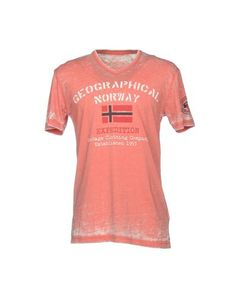 Футболка Geographical Norway