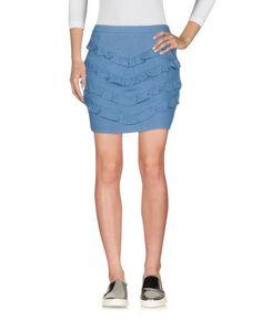 Джинсовая юбка Goldie London