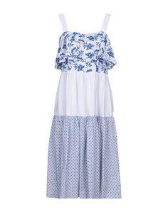 Платье до колена Mariuccia