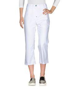 Джинсовые брюки-капри White Sand 88