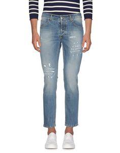 Джинсовые брюки-капри Massimo Brunelli