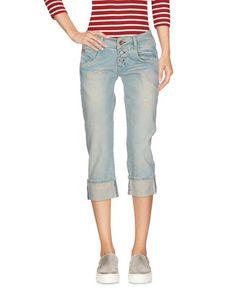 Джинсовые брюки-капри Guru