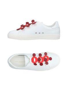 Низкие кеды и кроссовки Anya Hindmarch